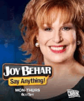 Joy Behar Say Anything - Current TV